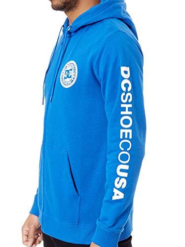 Blue Homme Shoes Dc shirt Star Sweat Circle Nautical wxnfg48P0q