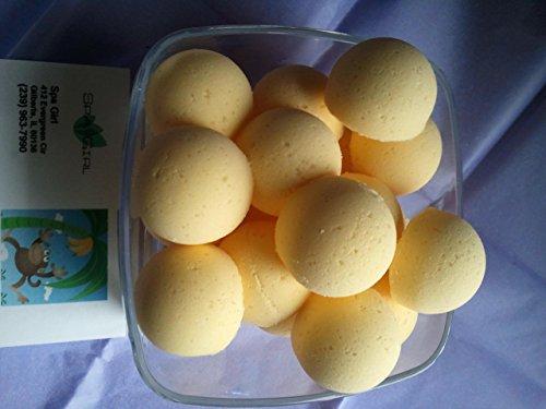 14 MONKEY FARTS bath bombs with Shea Butter, Ultra Moisturizing (12 Oz) Great for Dry Skin, bath bombs for kids (Monkey Farts FBA)