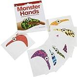 Monster Hands Temporary Tattoos