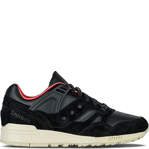 Sneakers Men's Schwarz Jardin Grid public Originals Sd Premium Saucony qwxZ0YB6