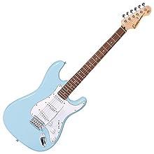 Encore eléctrico guitar-p, Laguna Blue
