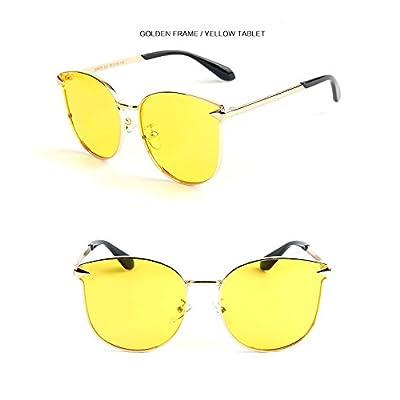 Ruanyi Enfants Lunettes de soleil, Mode Flèche Cadre Métallique Cat Eye  Lunettes de Soleil Polaroid Lunettes de Soleil Lunettes UV400 Miroir pour  Garçons ... 9eac89b66a08