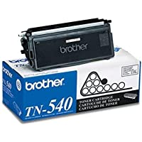Brother Tn540 Toner, 3500 Page-Yield, Black, 3 CT