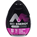 MiO Energy Liquid Water Enhancer (Pack of 18)