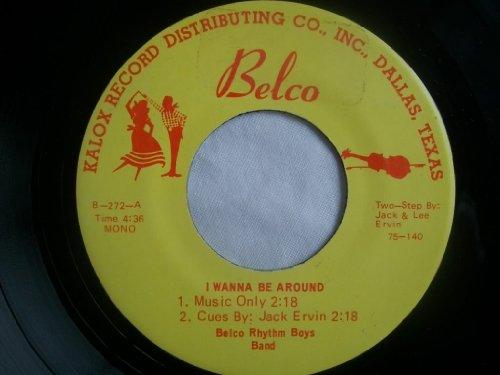 belco-rhythm-boys-band-i-wanna-be-around-7-45