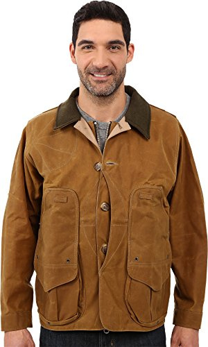 (Filson Men's Tin Cloth Field Coat Tan XX-Large)
