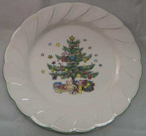 Nikko Happy Holidays Salad Plate