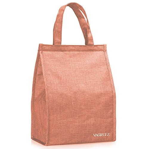 Lunch Bag, VAGREEZ Insulated Lunch Bag Large Waterproof Adult Lunch Tote Bag For Men or Women - Lunch Pack Insulated