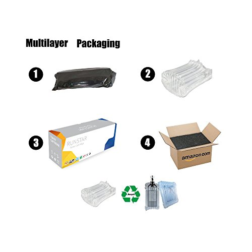 Run Star Compatible Toner Cartridge Replacement for HP 410X
