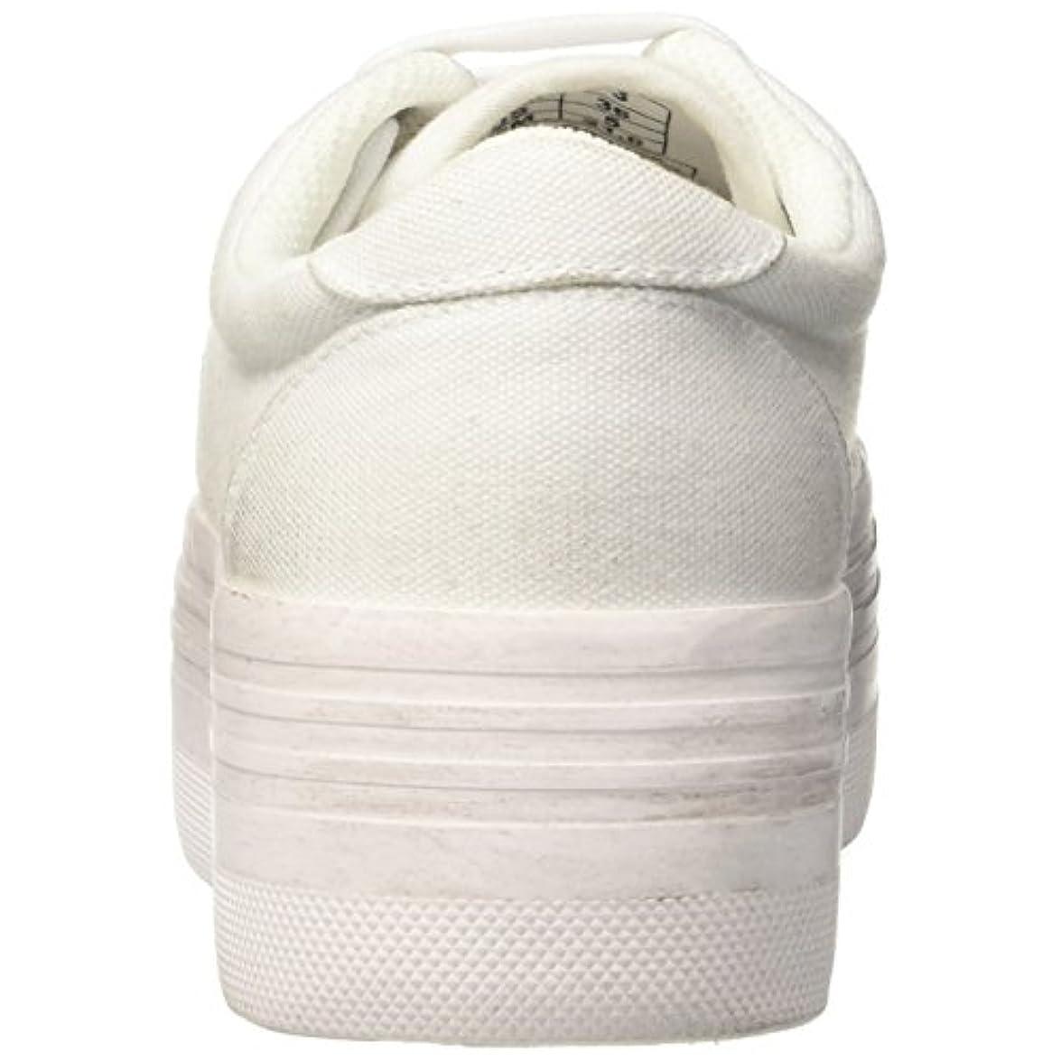 Jeffrey Campbell Zomg Jcpzomgcanwash-white Scarpe Indoor Multisport Donna