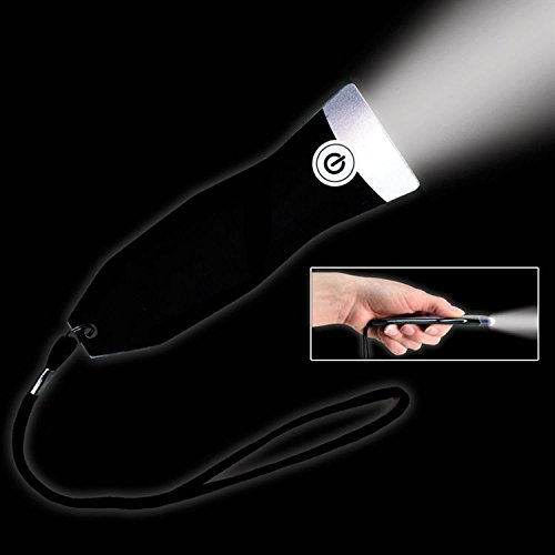 Lo Pro LED and Light - Up Flat 13cm Flashlight   B008JB6FHE