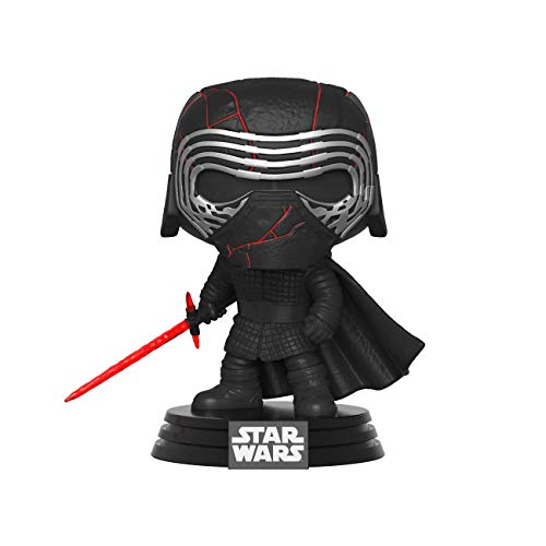 Pop Star Wars The Rise of Skywalker - Kylo REN