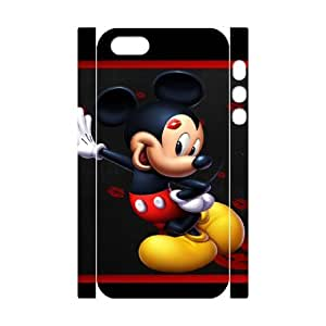 B-V-W7071238 3D Art Print Design Phone Back Case Customized Hard Shell Protection Iphone 5,5S
