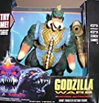 Godzilla Wars 10 GIGAN Electronic Light and Sound Giant Action Figure 1995 Trendmasters