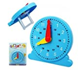 Big Time Learning 12-Hour Clock - 12-Hour Demonstration...