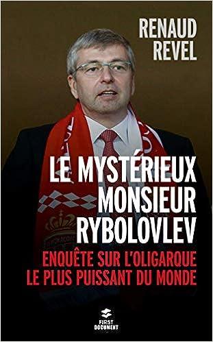 Le mysterieux Monsieur Rybolovlev