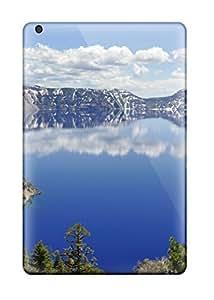 Anna Paul Carter Ipad Mini/mini 2 Hybrid Tpu Case Cover Silicon Bumper Crater Lake Oregon