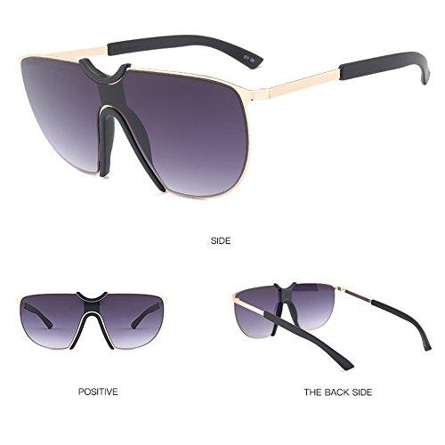 pour Sauvage Lunettes Tendance De De Lunettes Purple Mode Lunettes Soleil Couleur Soleil Dames De wp7aq0p