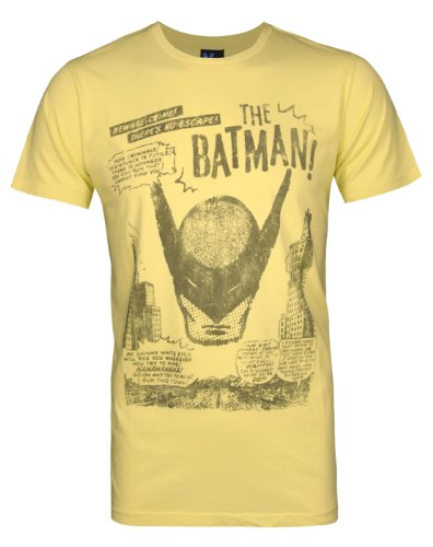 Hommes - Junk Food Clothing - Batman - T-Shirt