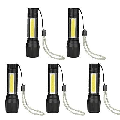 Led Penlight Flashlight, Mini Pen Flashlight Tactical Powerful Lumen penlight torch flashlight Pack for Camping, Hiking etc