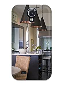 New Diy Design Contemporary Kitchen Lit By Hammered Copper Pendants For Galaxy S4 Cases Comfortable For Lovers And Friends For Christmas Gifts