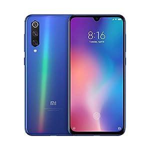 Xiaomi Mi 9 SE Unlocked 6GB/128GB Dual Sim 4G LTE Phone International Global Version – Ocean Blue (Blue)