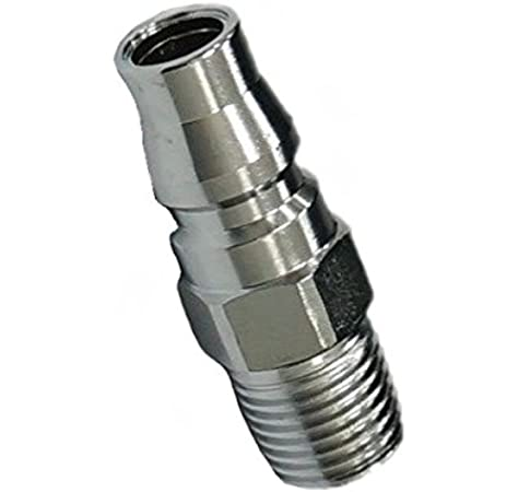 Replacement Solid Metal Quick Coupler Air Hose Connector Fittings 20SF+20PF