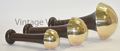 Bronze Kansa Wand Body Massager Health Benefits (Size - Big, Medium & Small)