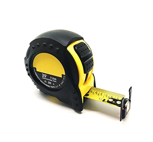 (Perfect Measuring Tape Co. Series 100 Professional Wide-Read Magnetic Hook Tape Measure - 1
