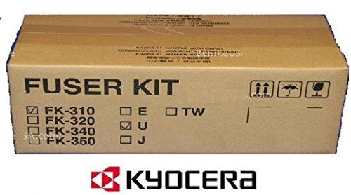 Kyocera FS2000D Error Code C6030 Fuser Fault