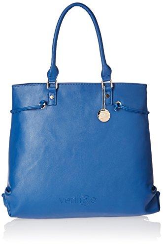 Venicce Women's Shoulder Bag (Blue) (VN125)