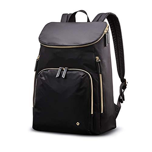 Samsonite Women's Mobile Solution Deluxe Backpack (Black)