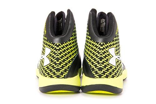 Under Baloncesto De Armour 46 Zapatillas Hombre Para Negro q6wB6rtx