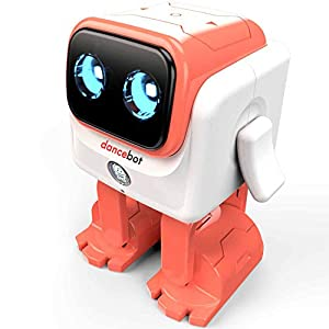 ECHEERS Kids Toys Dancing Robot for Boys Girls Age 3 and up, Sing Dancing Follow Music Beats Rhythm, Educational Robot…