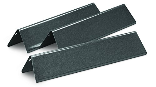 Weber 7635 Porcelain-Enameled Flavorizer Bars for Spirit 200 Series Gas Grills (Set of 3/15.3 x 3.5 x 2.5) - Gas Grill Set