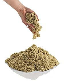 CoolSand 2 lb. Refill Package - Kinetic Play Sand For All Ages - (Natural)