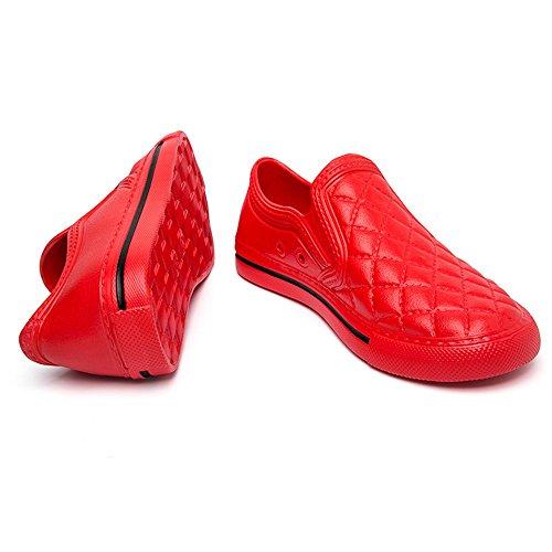 da Rosso Sottile 36 Vinstoken scegli Mocassini Dimensioni 45 Loafers 2 Leggero Donna Blu Casuale 1 Basse modello On Uomo Slip Nero Estive Bianche Sportive wHTqHIRf