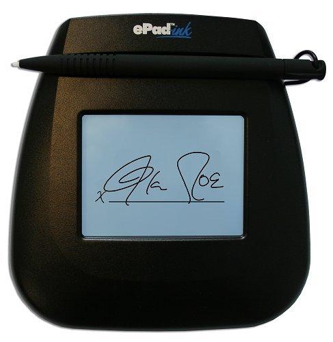 Interlink ePadLink ePad ePad-ink VP9805 Signature Capture Reader Pad (Epad Signature Pad)