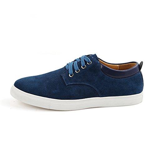 Zapatillas de Azul AARDIMI Hombre Caucho O7w61
