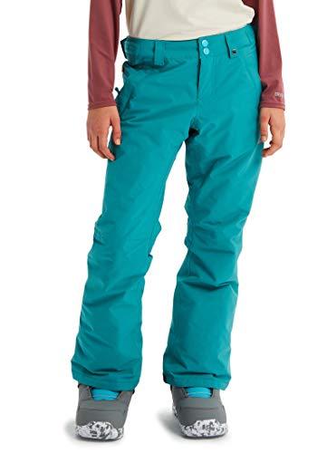 Burton Kids & Baby Kids' Sweetart Pant, Green-Blue Slate, X-Small Blue Kids Snowboard Boots