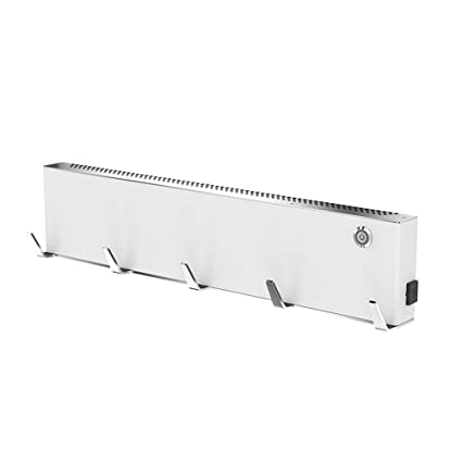 SQL Toallero Electrico,Esterilización UV Inteligente De Pie Enchufar Calentador De Toallas Baño Acero Inoxidable