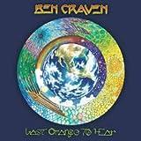 CRAVEN, BEN - LAST CHANCE TO HEAR + DVD