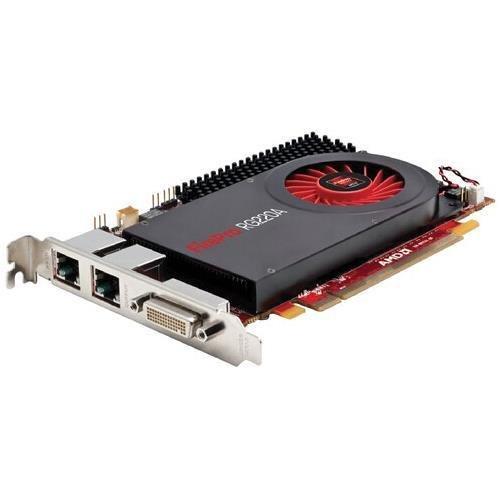 AMD 100-505715 - FirePro RG220A 512MB 256-bit PCI Express 2.0 x16 Half-Height/Length Workstation Video Card