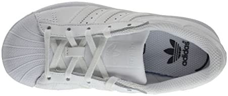 13.5 M US Adidas Superstar Foundation C Little Kids Shoes Running White//Running White Ftw b23655