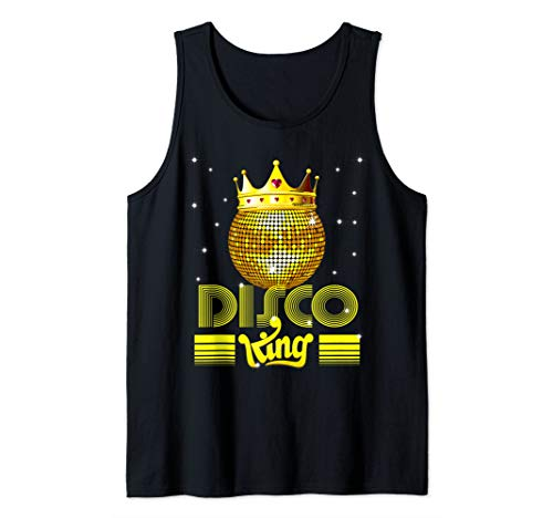 disco king Best Style Disco Dancers cool Gift  Tank Top