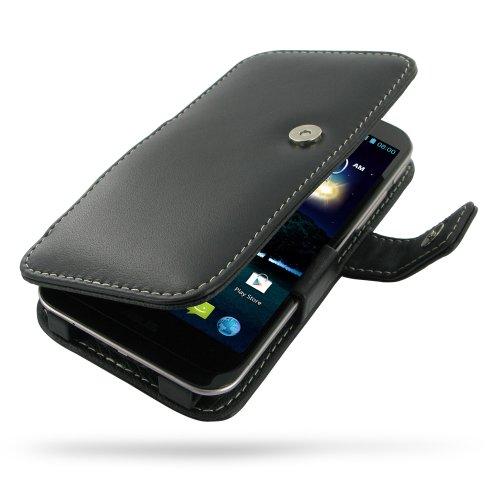 Asus PadFone Leather Case Black