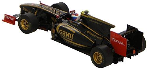 Scalextric-Original-Lotus-Renault-GP-Petrov-coche-slot-analgico-A10079S300