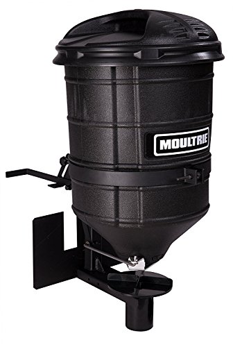 Best Salt Spreaders For Atvs - Moultrie ATV Spreader - Manual Feed