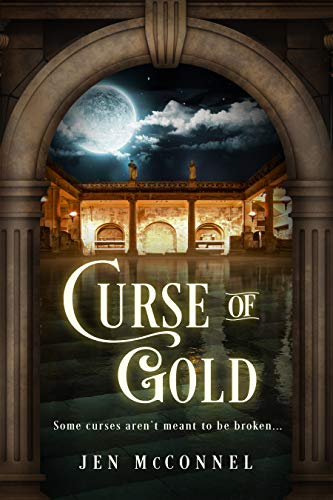 Curse of Gold (Counting Curses Book 2) by [McConnel, Jen]