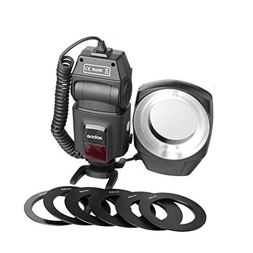 Godox Ml-150 Macro Ring Flash Led Light For Nikon Canon Olympus Pentax by Godox